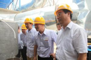 Mr Tomohiro Mizuguchi of Japanese UBE Visit Great Wall Corporation